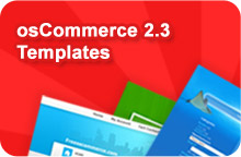osCommerce 2.3 Templates Button