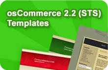 osCommerce 2.2 STS Templates Button